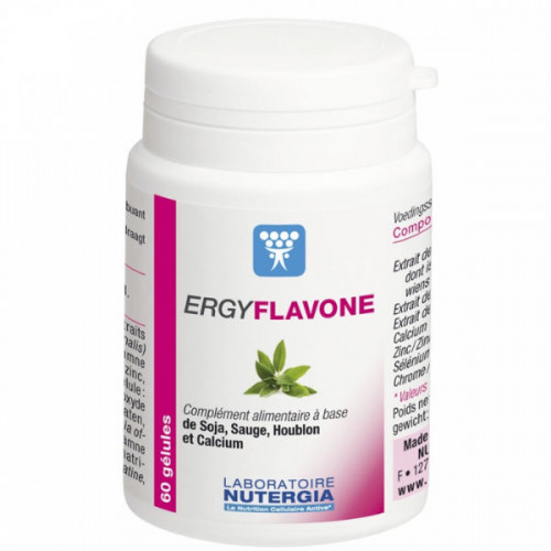 Nutergia Ergyflavone 60 Gélules