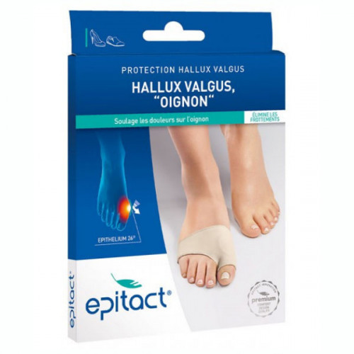 Epitact Protections Hallux Valgus Simples Taille : 39/41